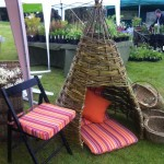 Wicker Garden Wigwam Wyldwood Willow