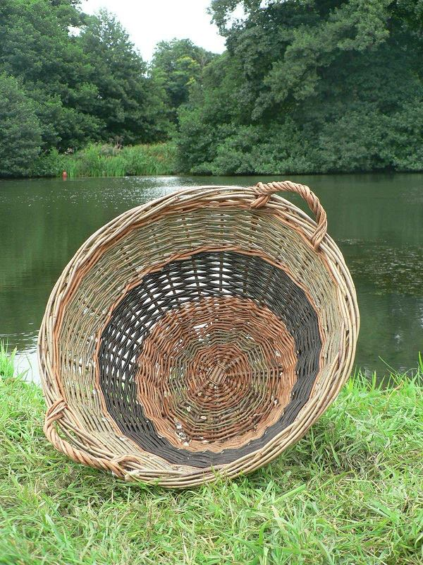 Wyldwood Willow Laundry Basket