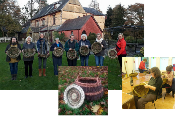 Wyldwood Willow Weaving Courses Workshops