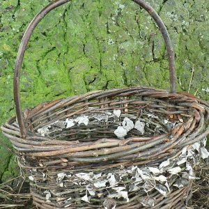 Wicker Hedgerow Basket