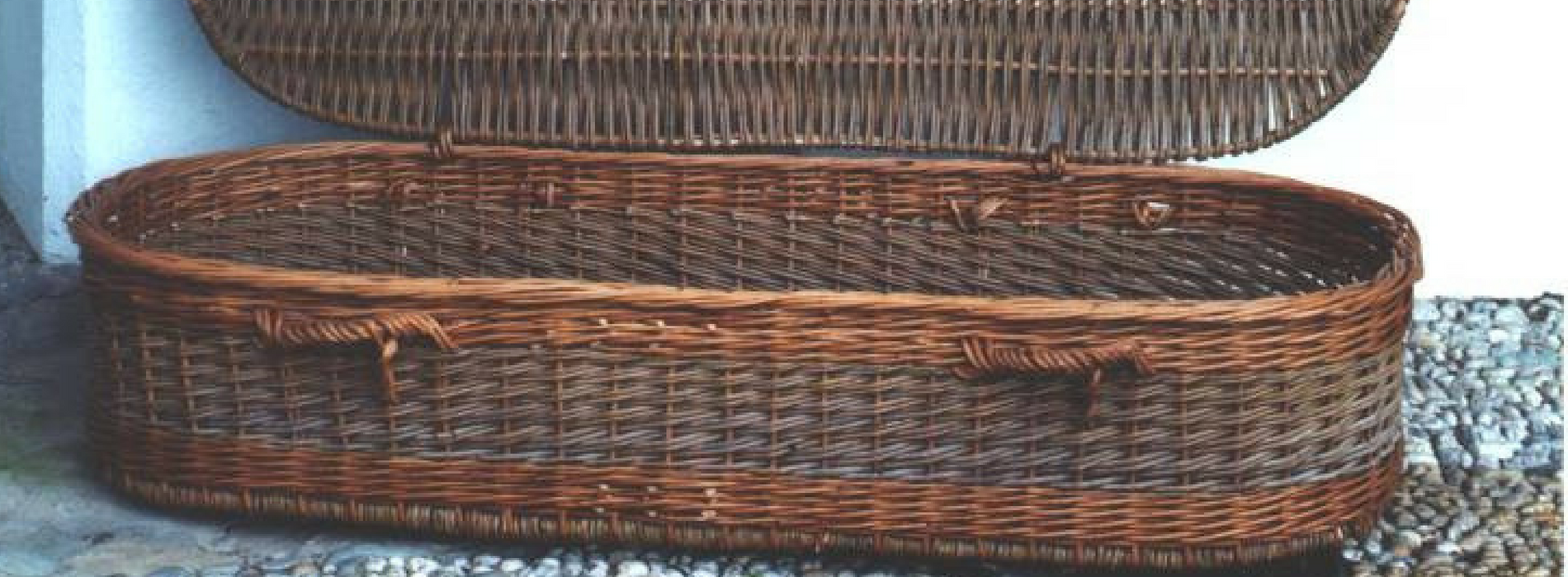 Wyldwood Willow Wicker Coffin