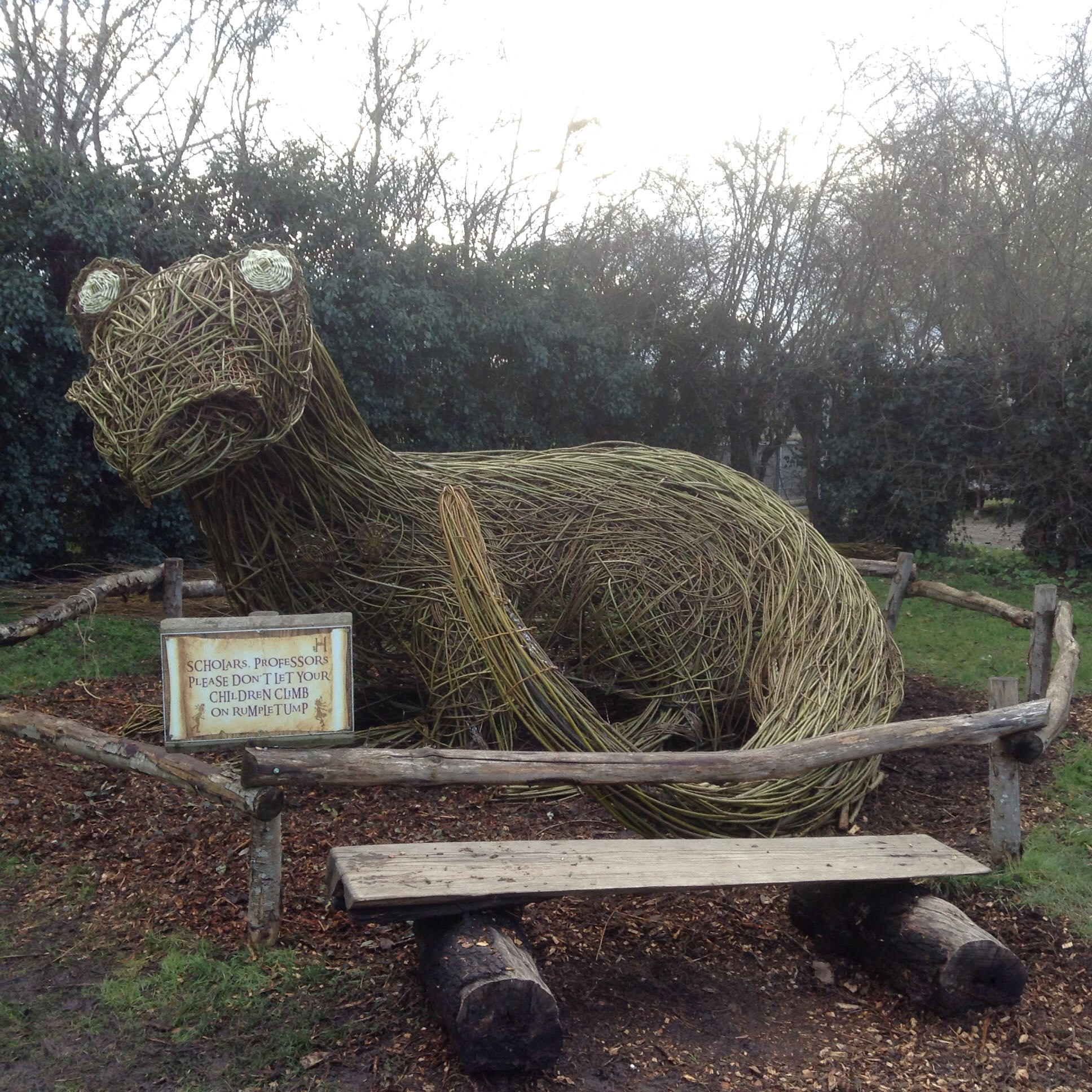 Willow Monster