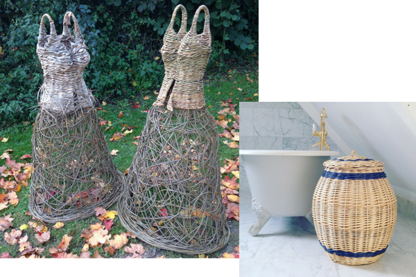 Wyldwood Willow Wicker Products