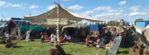 Wyldwood Willow Wicker Weaving Workshop