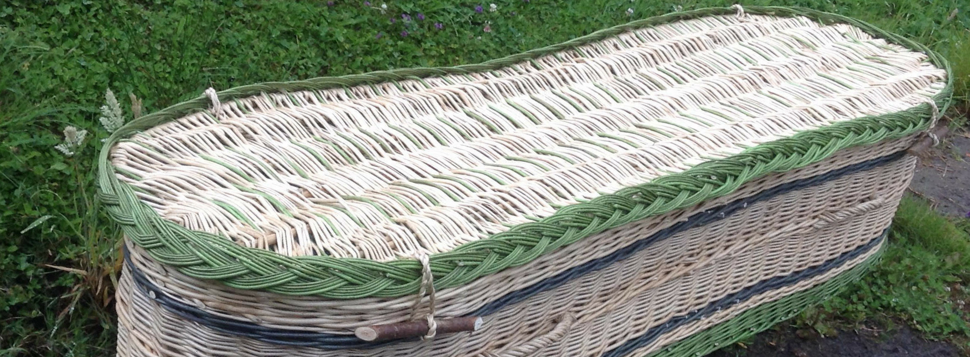 Willow Wicker Coffin Wyldwood Willow Natural Burial